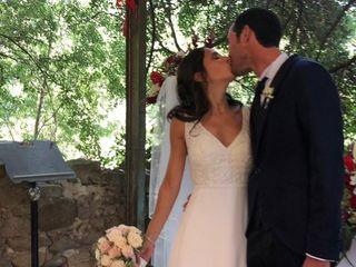La boda de Carla y Hector