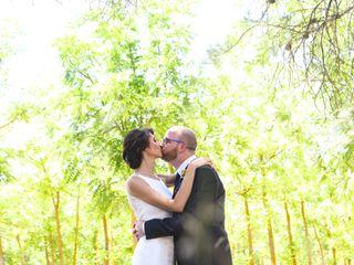 La boda de María Ángeles y Iván