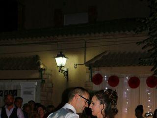 La boda de Juan Bautista y Elizabeth 1