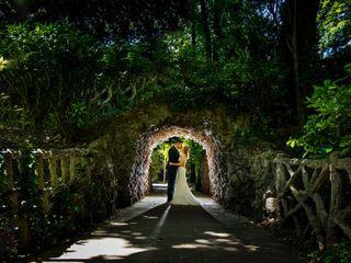 La boda de Idoia y David