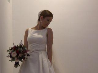 La boda de Cayetano y Estela 3