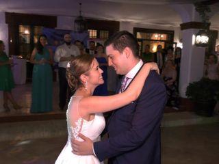 La boda de Cayetano y Estela