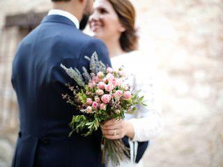 La boda de Make y Toni