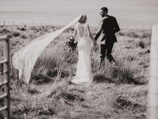 La boda de Jonny y Katy