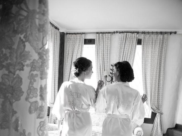La boda de Pablo y Leticia en Mangiron, Madrid 4