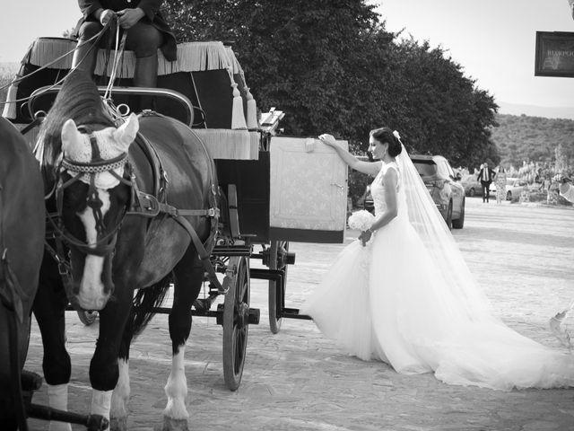 La boda de Pablo y Leticia en Mangiron, Madrid 10