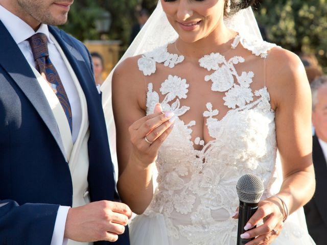 La boda de Pablo y Leticia en Mangiron, Madrid 14