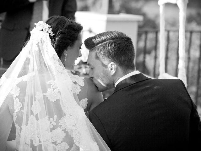 La boda de Pablo y Leticia en Mangiron, Madrid 15