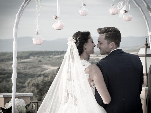 La boda de Pablo y Leticia en Mangiron, Madrid 16