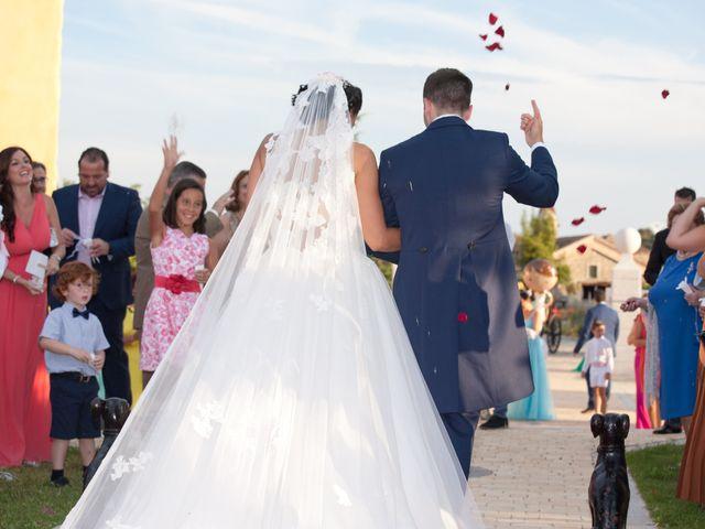La boda de Pablo y Leticia en Mangiron, Madrid 18