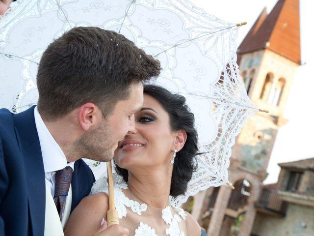 La boda de Pablo y Leticia en Mangiron, Madrid 19