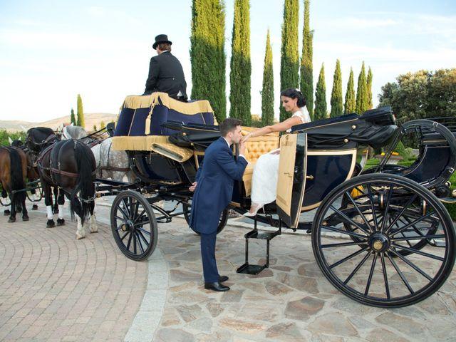 La boda de Pablo y Leticia en Mangiron, Madrid 20