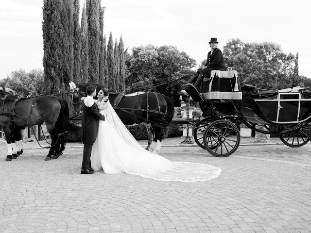 La boda de Pablo y Leticia en Mangiron, Madrid 21