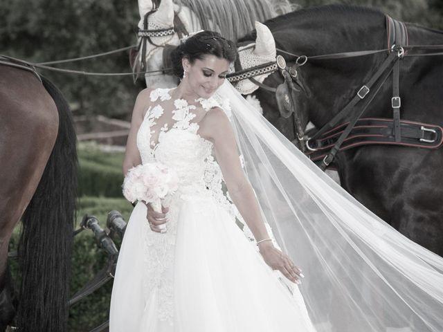 La boda de Pablo y Leticia en Mangiron, Madrid 24