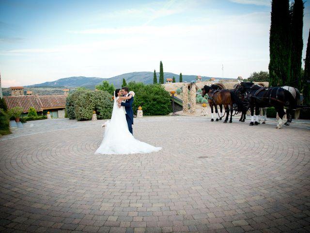 La boda de Pablo y Leticia en Mangiron, Madrid 25
