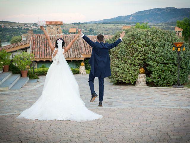 La boda de Pablo y Leticia en Mangiron, Madrid 27