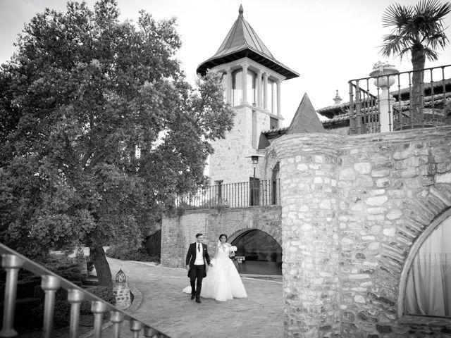 La boda de Pablo y Leticia en Mangiron, Madrid 28