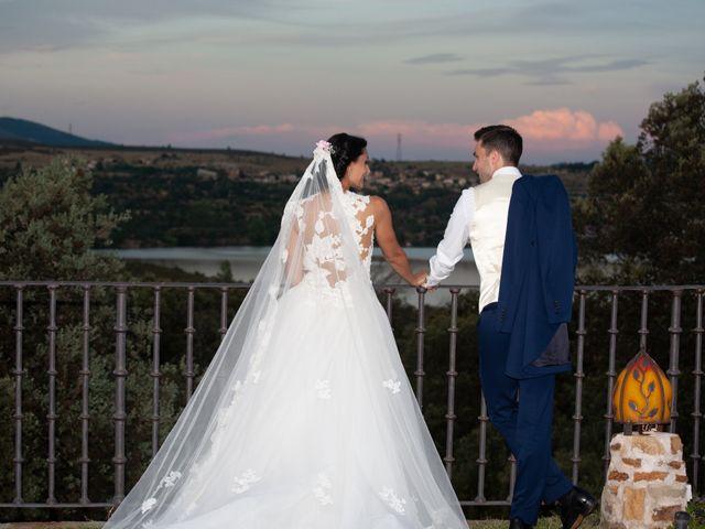 La boda de Pablo y Leticia en Mangiron, Madrid 29