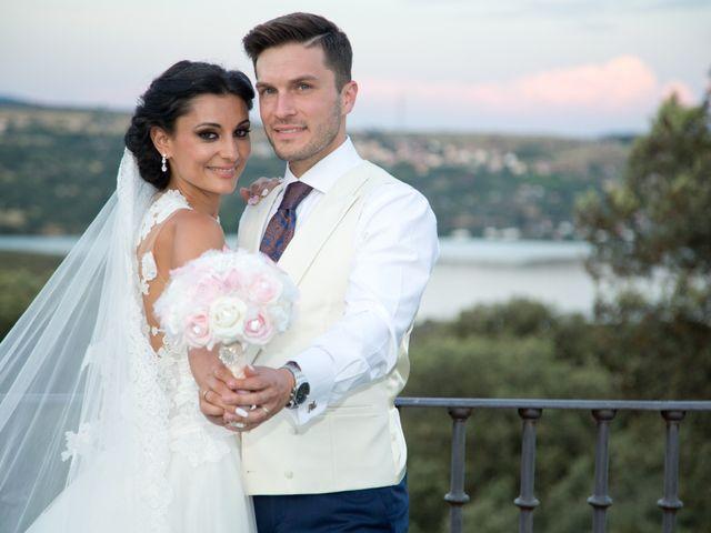 La boda de Pablo y Leticia en Mangiron, Madrid 30