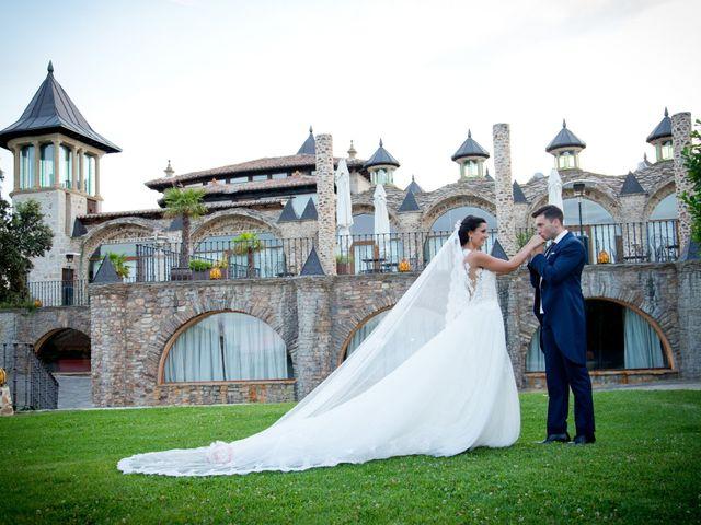 La boda de Pablo y Leticia en Mangiron, Madrid 31