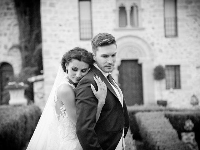La boda de Pablo y Leticia en Mangiron, Madrid 34