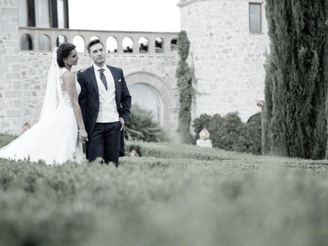 La boda de Pablo y Leticia en Mangiron, Madrid 35