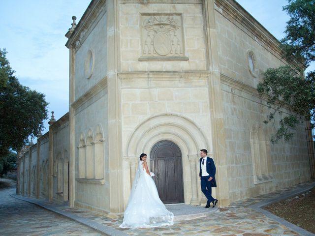 La boda de Pablo y Leticia en Mangiron, Madrid 36