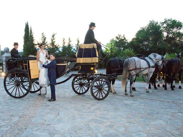 La boda de Pablo y Leticia en Mangiron, Madrid 37