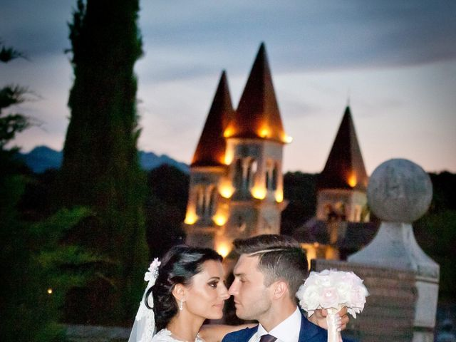 La boda de Pablo y Leticia en Mangiron, Madrid 38