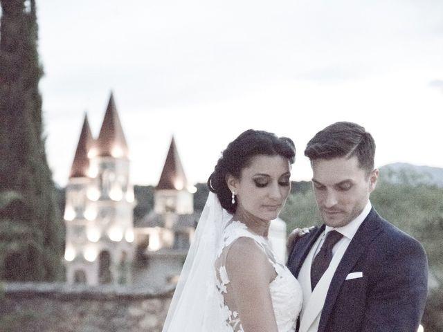 La boda de Pablo y Leticia en Mangiron, Madrid 39