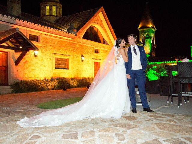 La boda de Pablo y Leticia en Mangiron, Madrid 40