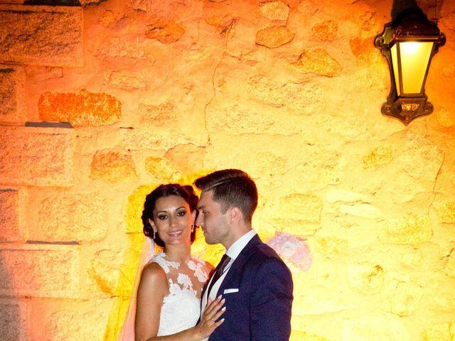 La boda de Pablo y Leticia en Mangiron, Madrid 41