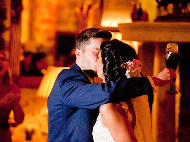 La boda de Pablo y Leticia en Mangiron, Madrid 44