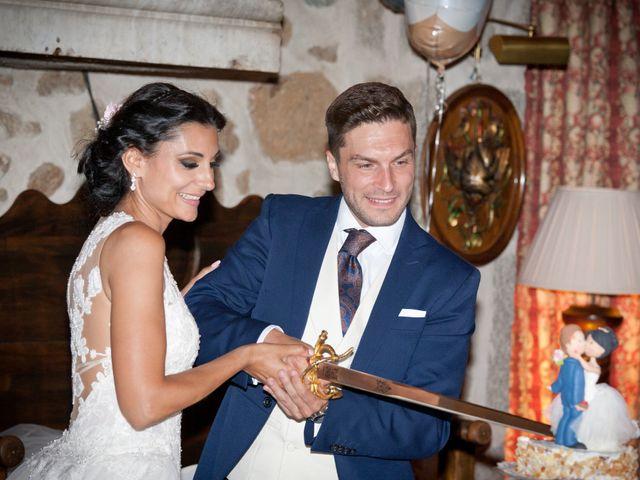 La boda de Pablo y Leticia en Mangiron, Madrid 47
