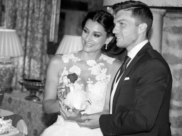 La boda de Pablo y Leticia en Mangiron, Madrid 48