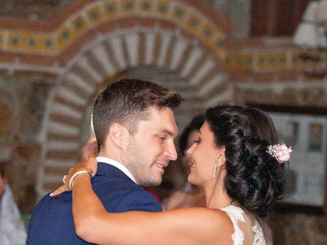 La boda de Pablo y Leticia en Mangiron, Madrid 49