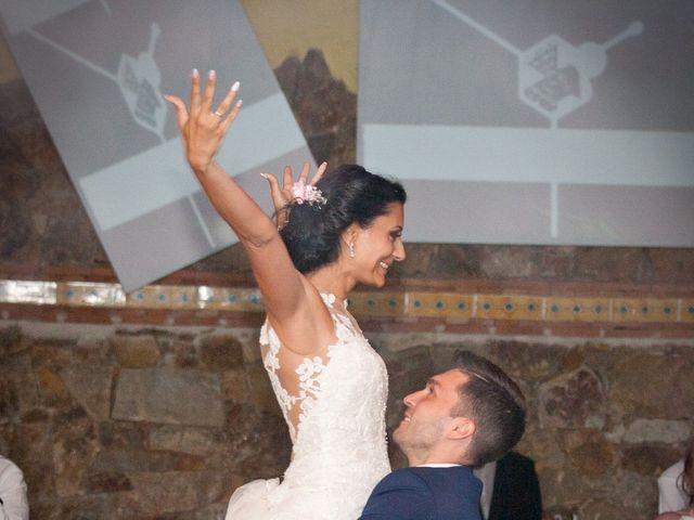 La boda de Pablo y Leticia en Mangiron, Madrid 50