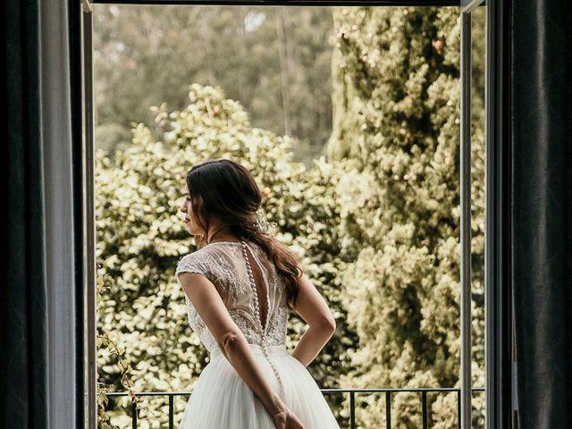 La boda de Jonatan y Melissa en Outes, A Coruña 5