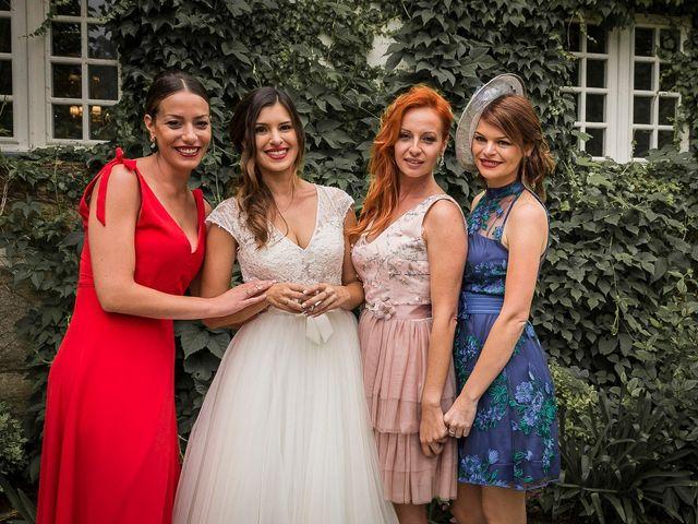 La boda de Jonatan y Melissa en Outes, A Coruña 7