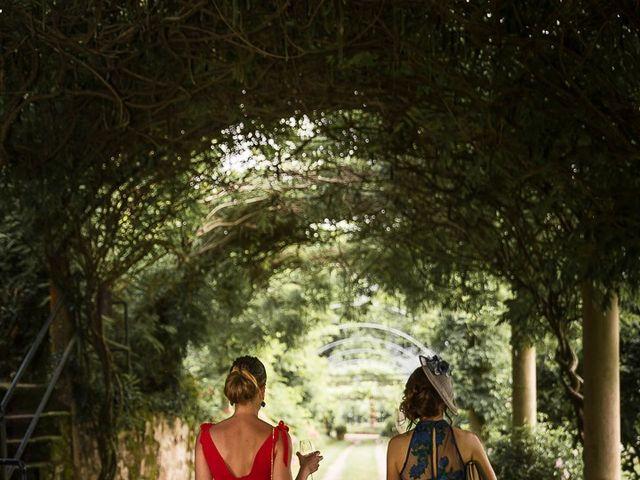 La boda de Jonatan y Melissa en Outes, A Coruña 8