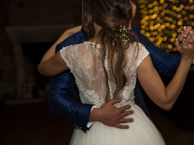 La boda de Jonatan y Melissa en Outes, A Coruña 9