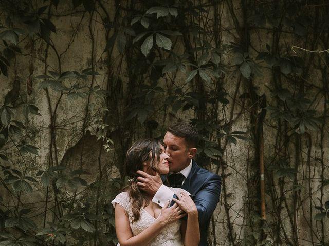 La boda de Jonatan y Melissa en Outes, A Coruña 3