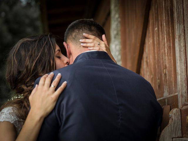 La boda de Jonatan y Melissa en Outes, A Coruña 10
