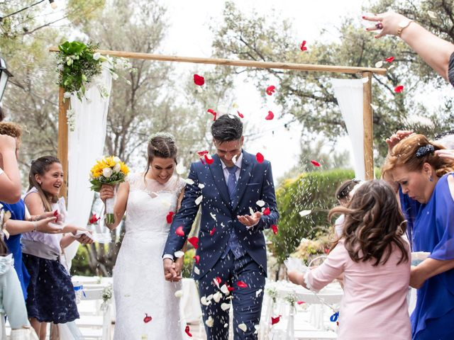 La boda de Vanesa y Risto