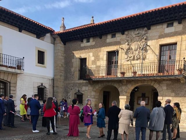 La boda de Rubén y Lorena en Hoz De Anero, Cantabria 9