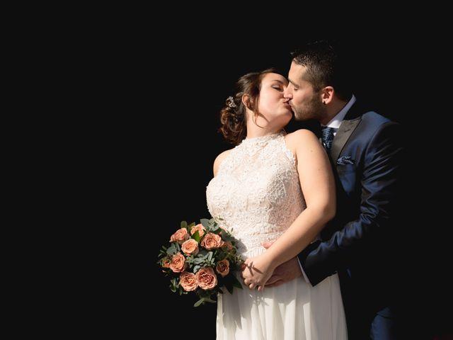 La boda de Rubén y Lorena en Hoz De Anero, Cantabria 2