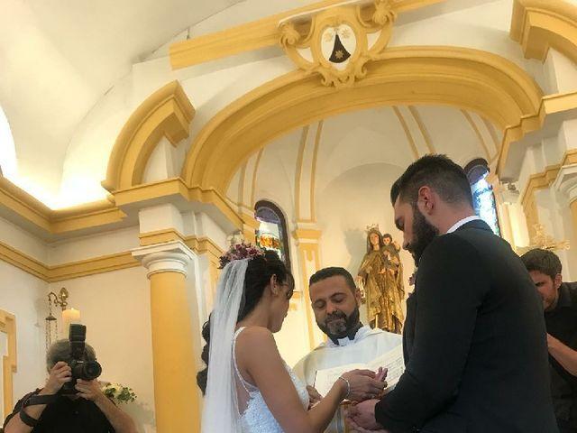 La boda de José Manuel y Irene en La Alberca, Murcia 1