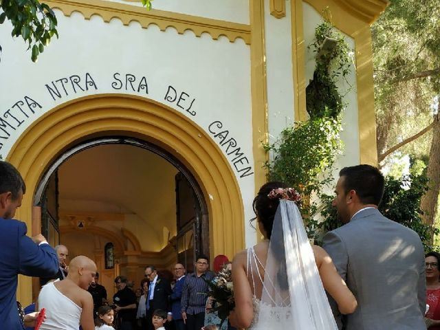 La boda de José Manuel y Irene en La Alberca, Murcia 4