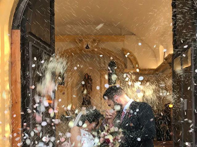 La boda de José Manuel y Irene en La Alberca, Murcia 2