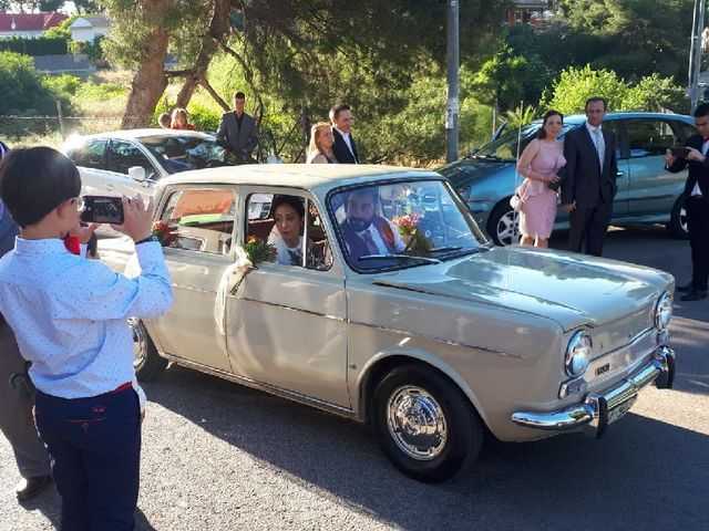 La boda de José Manuel y Irene en La Alberca, Murcia 8